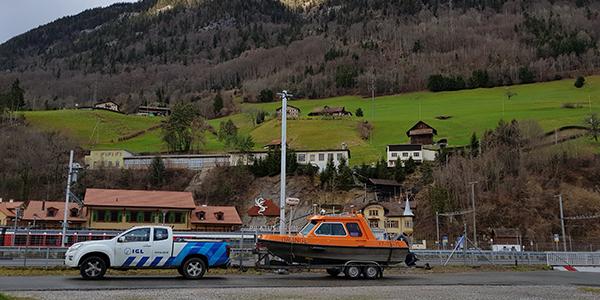 Zwitserland Hydrografie