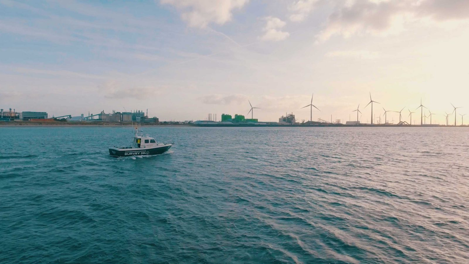 Meetboot Rotterdam